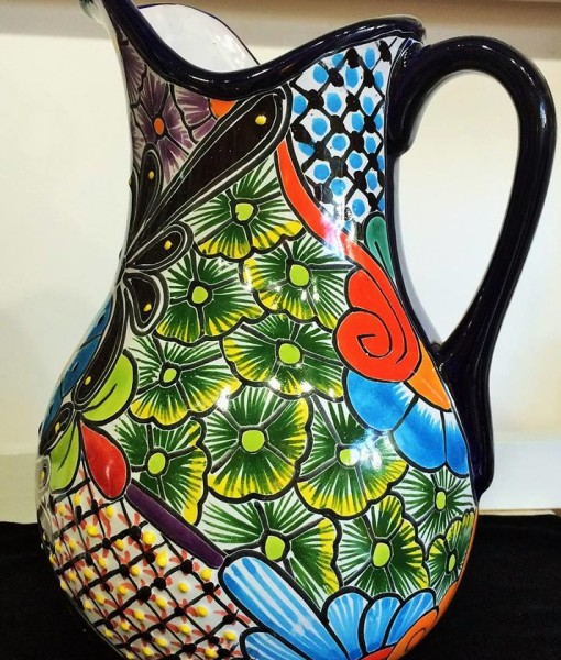 Talavera Water Pitcher 1